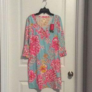 New Lilly Pulitzer Sz XS Palmetto Dress Lolita